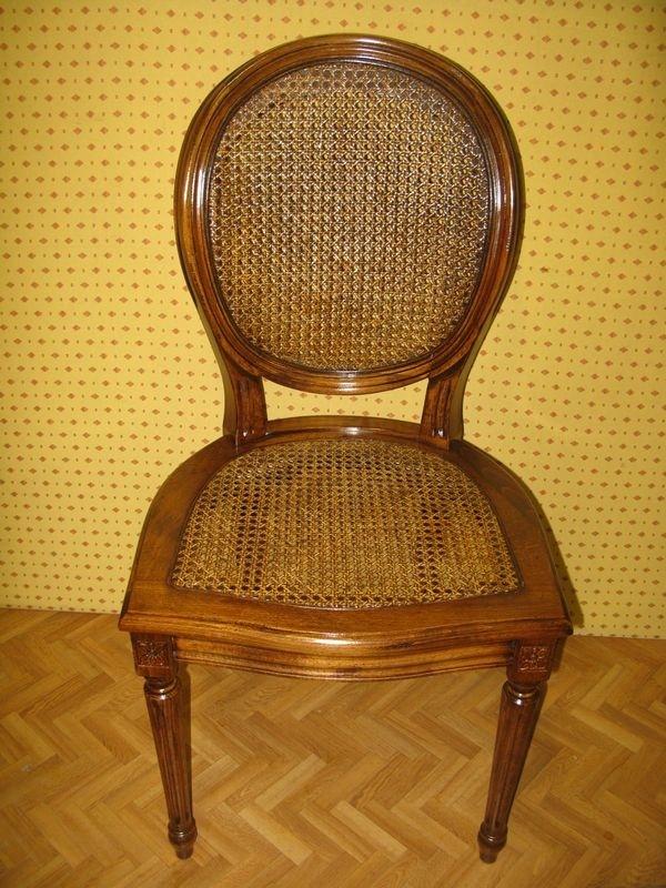 8 sedie parigine il tempo dei ricordi antichit e for Compravendita antiquariato