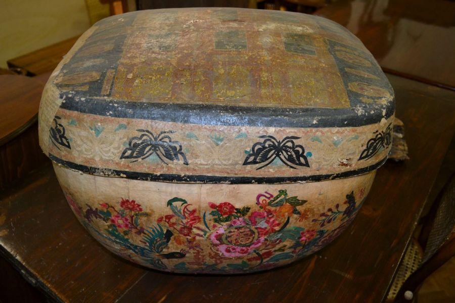 Cesto cinese il tempo dei ricordi antichit e restauro for Compravendita antiquariato